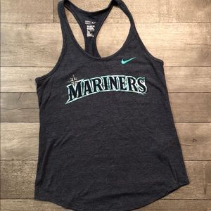 Women's Nike Seattle Mariners tank
